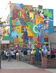 South Side Mural