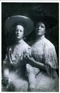 Helen & Adelaide Frick