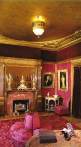 The Frick parlor